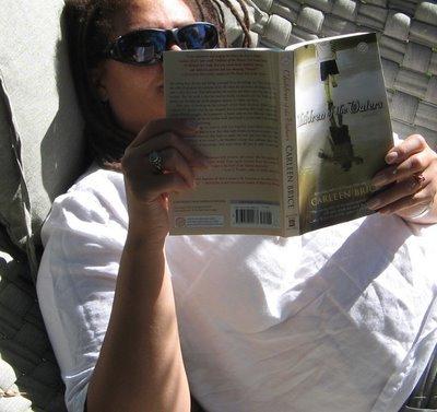 Carla reading_in_hammock